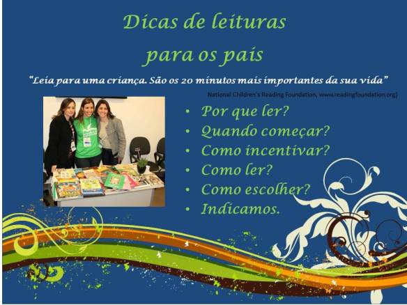 Palestra para inspirar pais e educadores! Entre em contato conosco!